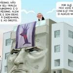 """Triplex """"atribuído"""" a Lula """"encalha"""" no leilão, diz a Folha"""
