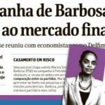 """Barbosa, na Folha, é candidato a """"Rei dos chuchus"""""""