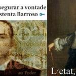 """Barroso, o autoritário """"cult"""""""