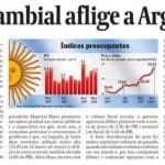 O alerta argentino