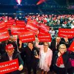 """Em Londres, sindicalistas de todo o mundo pedem """"Lula Livre"""""""
