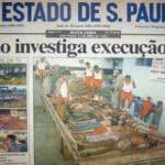 Pode matar, Bolsonaro garante o Eldorado da morte