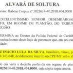 Moro se recusa a cumprir ordem de soltura de Lula