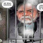 """Cantanhêde joga a toalha. É """"alguém"""" contra o nome de Lula, no 2° turno"""