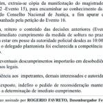 Favreto rejeita Gebran, dá uma hora para soltarem Lula e manda Moro ao CNJ