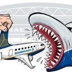 Entrega da Embraer à Boeing foi ótimo negócio. Para a Boeing, claro.