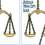 Não tem Salomão na Justiça brasileira
