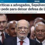 Fogo amigo na defesa (defesa?) de Lula