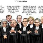 """O """"cascatão"""" da Justiça, um poder sem pudor"""