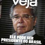 A sinceridade da Veja: Guedes governará o dinheiro, Bolsonaro, a polícia