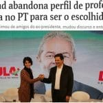 Haddad e o jornalismo Chico Xavier