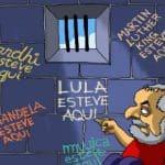 Como a direita faz de Lula o mártir do povão