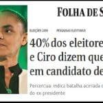 Desinformação e manipulação, a pedras no caminho de Lula/Haddad