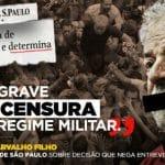 Mulheres do #EleNão são mais valentes que a mídia do #CensuraSim