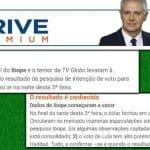 Proconsult das pesquisas? Caso Ibope sugere ordem da Globo para tirar Lula
