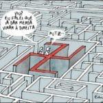 """O """"Putsch da Enfermaria"""": Bolsonaro levantou o véu antes da hora"""