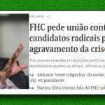 A carta de FHC: canalhas não fazem apelos, fazem negócios