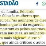 Bolsonaros chafurdam na imundície