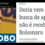 """""""Calça arriada"""" de Bolsonaro a aliados mostra a vergonha mútua"""
