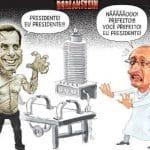 Doria inicia expurgo no PSDB