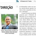 """A """"Escola com Partido"""" de Bolsonaro"""