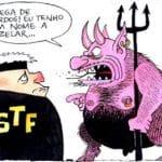 General Girão é o Mourão da Câmara: quer prender ministros do STF