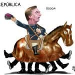 """O """"programa"""" Bolsonaro é o """"vem comigo que depois eu te conto"""""""