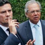 Inquérito fará Guedes depender de Moro e sua 'superpolícia'