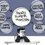 Lula ao STF: Moro usou processo para interferir na eleição e ganhar cargo