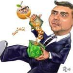 Fabrício, o amigo oculto de Bolsonaro
