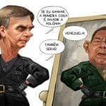 Mourão ignora mordaça e fala em carteira sem INSS e tropa na Venezuela