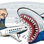 Urgente: juiz manda sustar venda da Embraer à Boeing