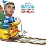 """Netanyahu dá """"bolo"""" na posse de Bolsonaro. E o Fabrício?"""