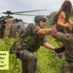 Ministro confirma que militar brasileiro foi excluído de ação em Brumadinho