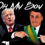 Dilma: Bolsonaro curva e submete o Brasil a Trump