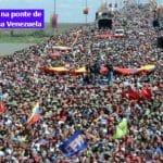 Tensão na fronteira fechada entre Venezuela e Brasil