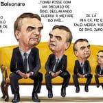 O pior cego, como Bolsonaro, não quer ver nada