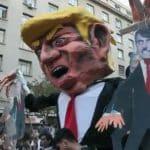 """""""Popularidade"""" de Bolsonaro saudada a bordoadas no Chile, veja..."""