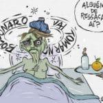 Folia, até domingo, pode trazer mais dissabores a Bolsonaro