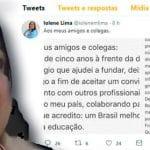 """Educadora da """"ótica de Deus"""" é nova vítima do MEC"""