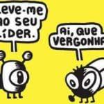 """Olavo: o """"líder"""" de Boldonaro e de Paulo Guedes"""