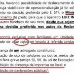 Crueldade da Lava Jato não respeitou nem neto de Lula