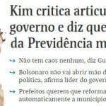 Desembarque do MBL enfraque planos de marcha por Bolsonaro
