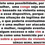 """A morte do """"conji"""" e o primarismo de Sérgio Moro. Veja"""