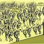 Rumo à liberdade: acabou o socialismo, a barata está liberada na padaria
