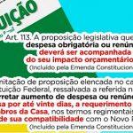 CCJ atropela Constituição e insiste em votar PEC da Previdência