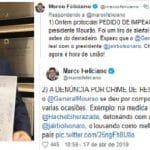 Segue a comédia: Feliciano pede impeachment de Mourão