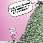 Balão de ensaio de Guedes: congelar o salário-mínimo