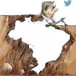 Bolsonaro 'combate' o desemprego demitindo a estatística