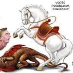 """Lula não troca sua inocência por """"culpa menor"""""""